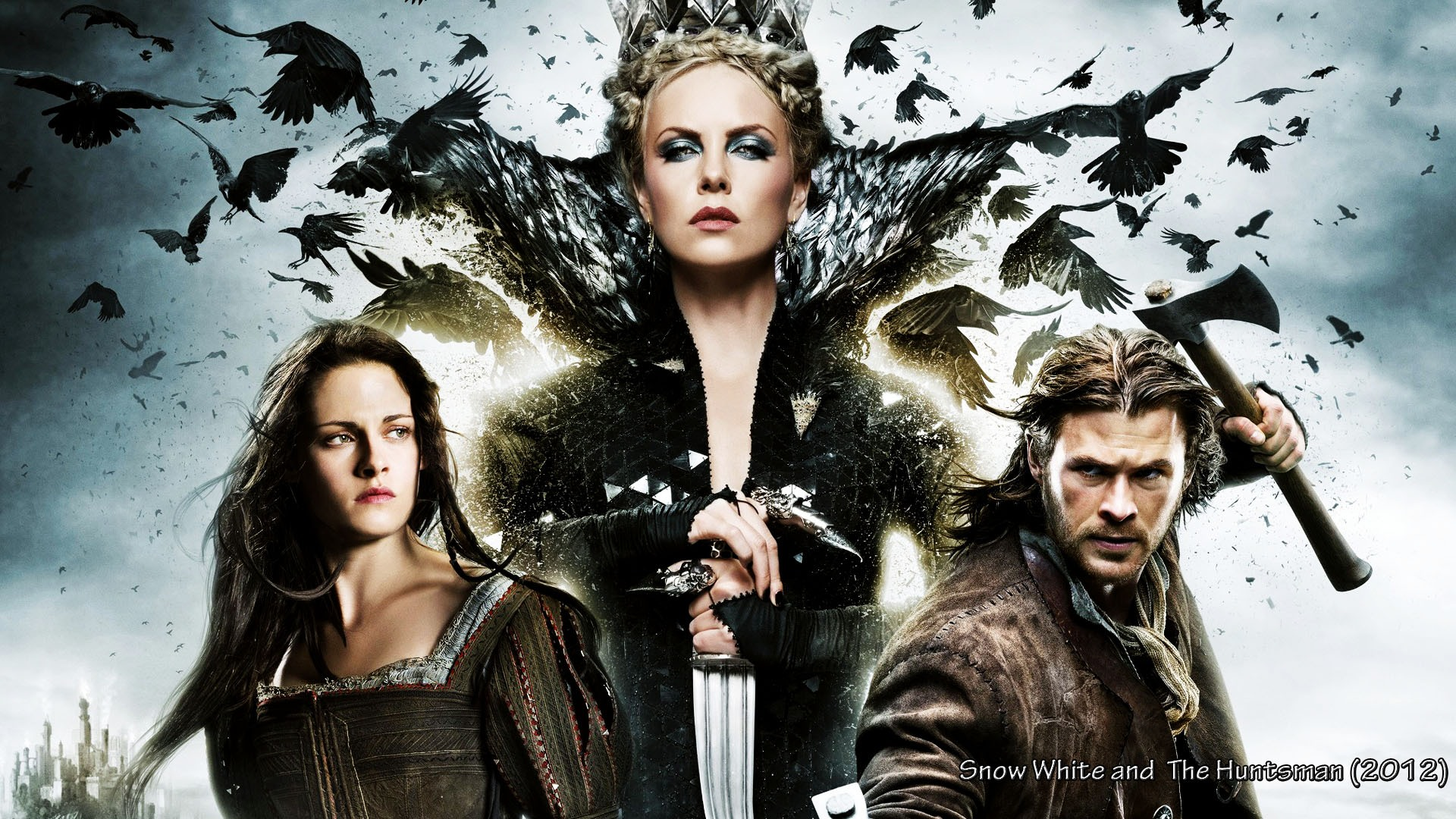 Snow White and the Huntsman » Neigh-Bours Magical Medieval ...