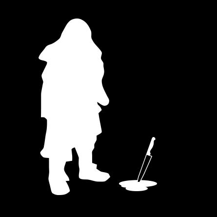 A Mordor Murder Mystery